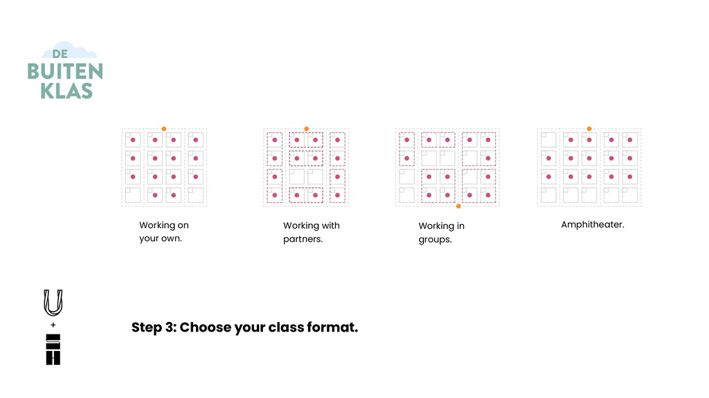 Step 3: Choose your class format. Individueel w...