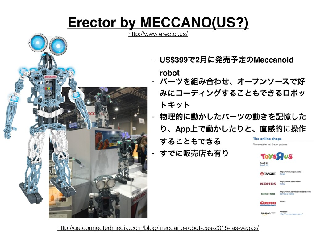 Erector by MECCANO(US?) http://getconnectedmedi...