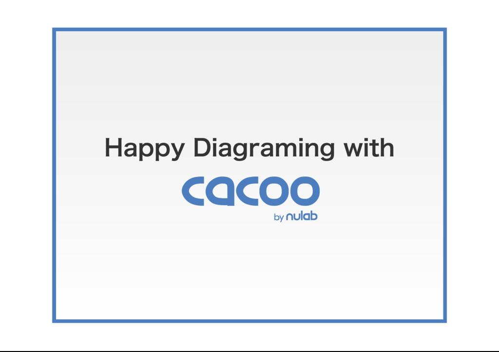 Happy Diagraming with