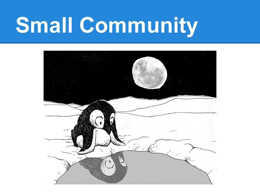 Small Community
