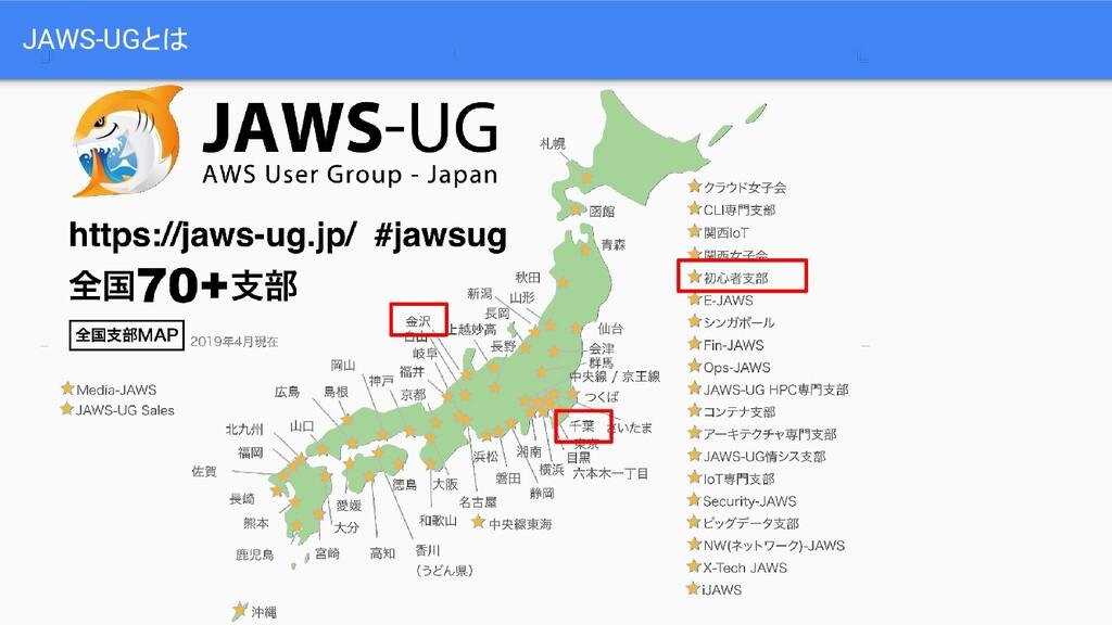 JAWS-UGとは