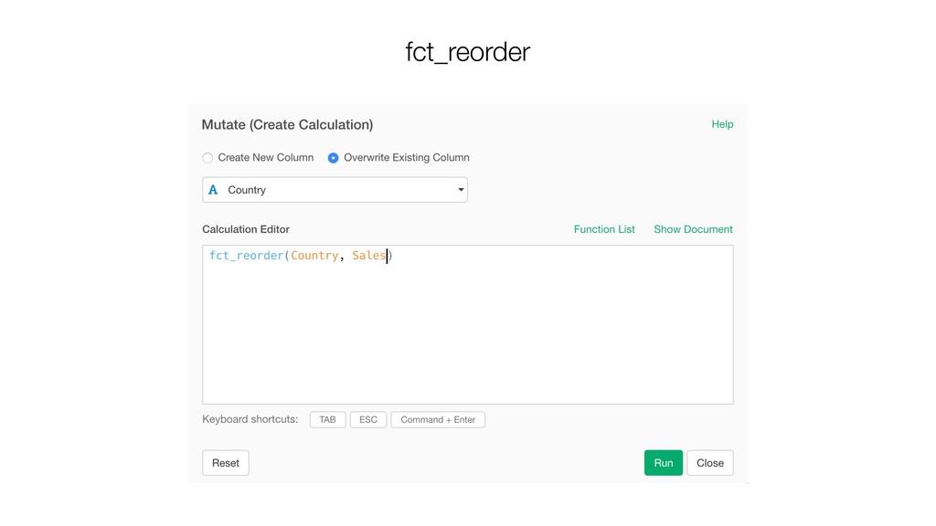 fct_reorder