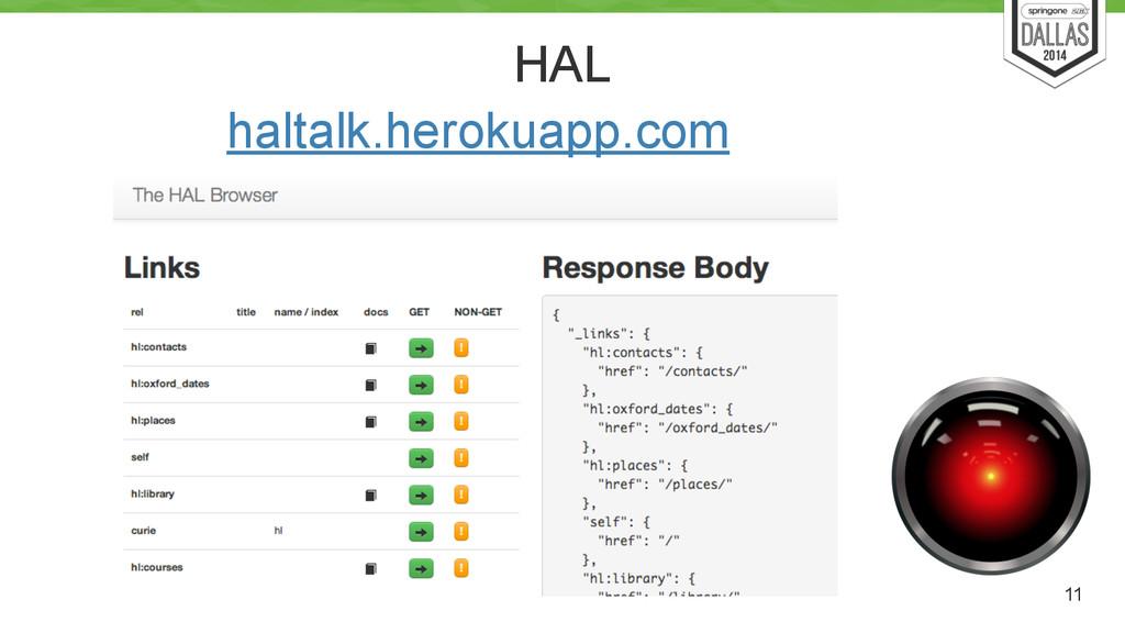 11 haltalk.herokuapp.com HAL