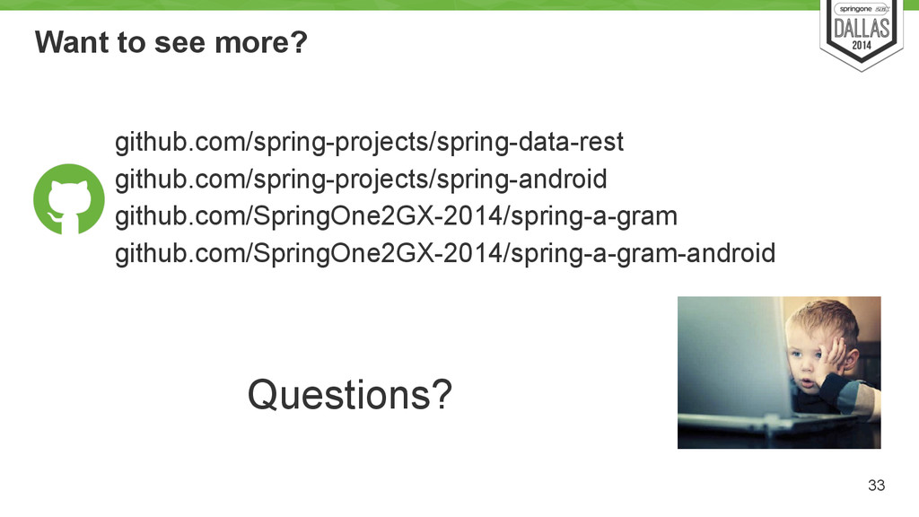 33 github.com/spring-projects/spring-data-rest ...