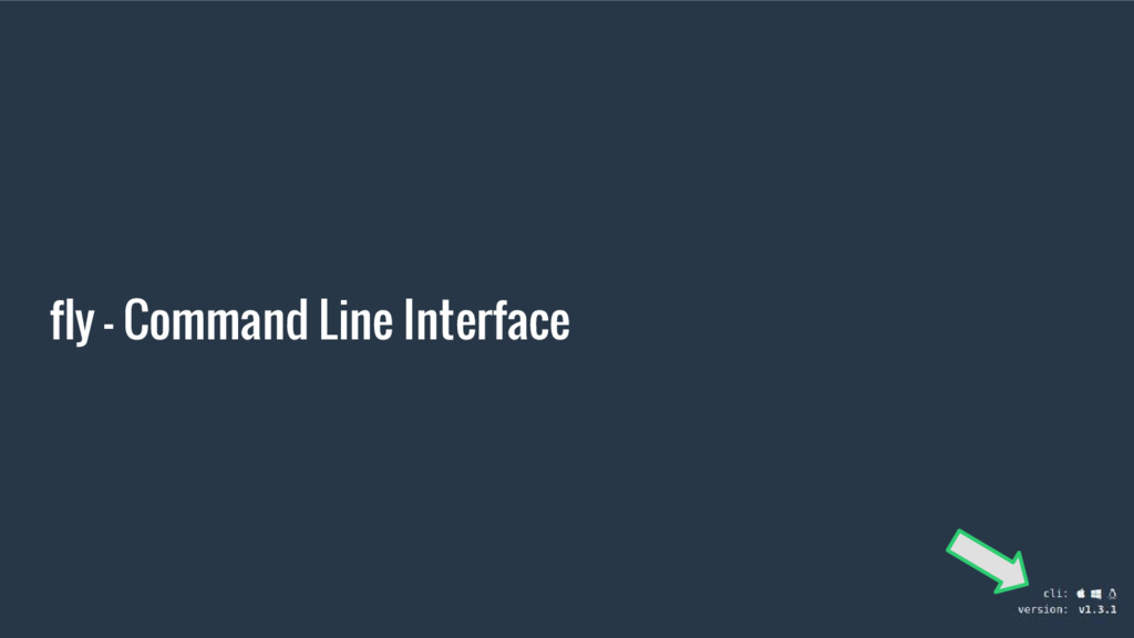 fly - Command Line Interface