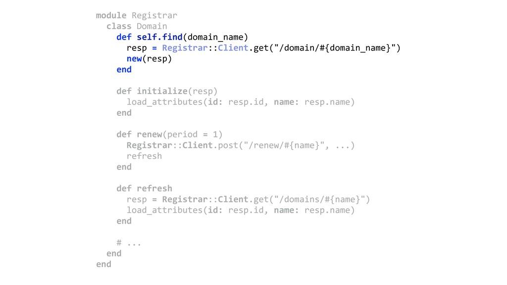 module Registrar class Domain def self.find(d...