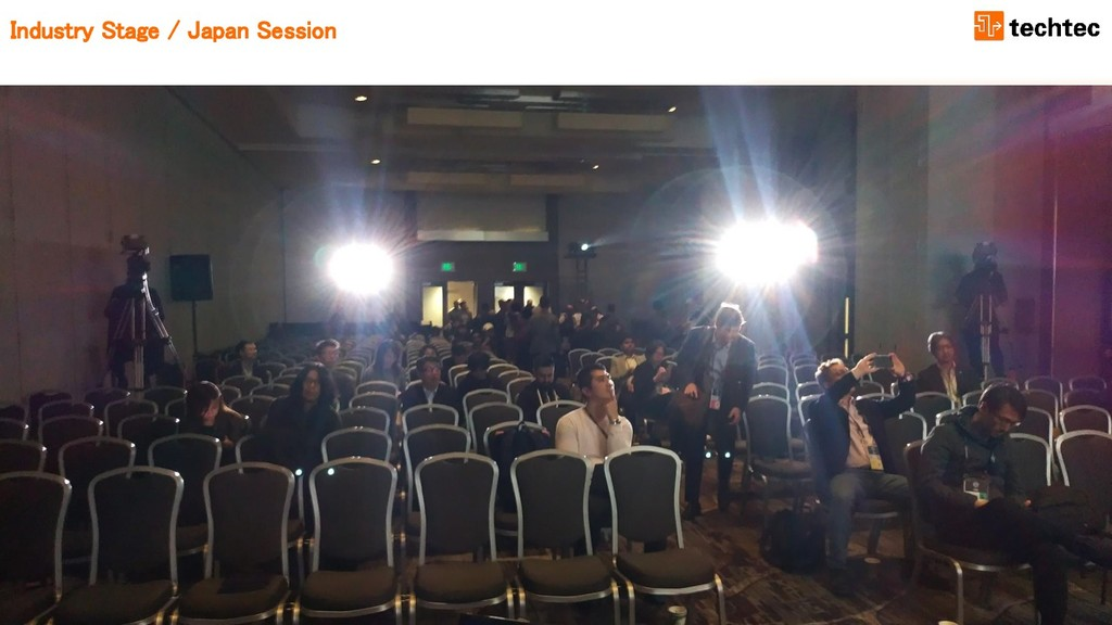 Industry Stage / Japan Session