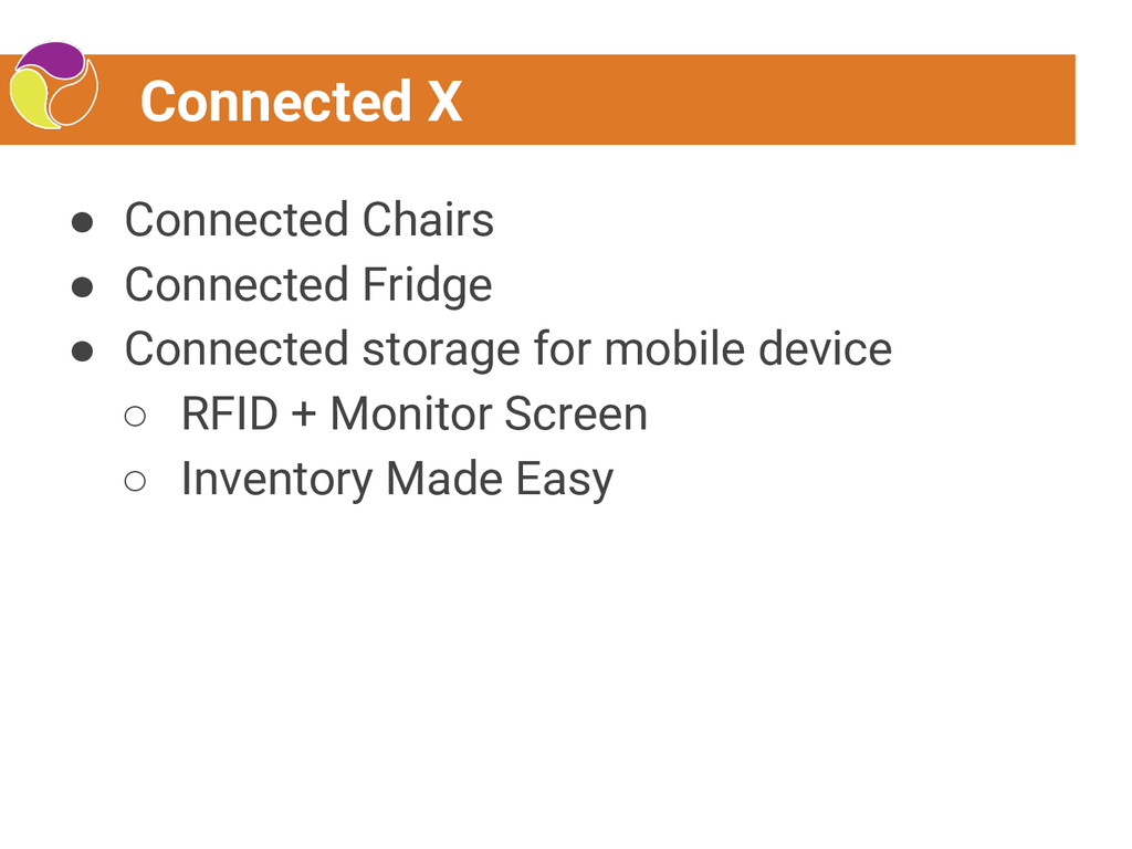 Connected X ● Connected Chairs ● Connected Frid...