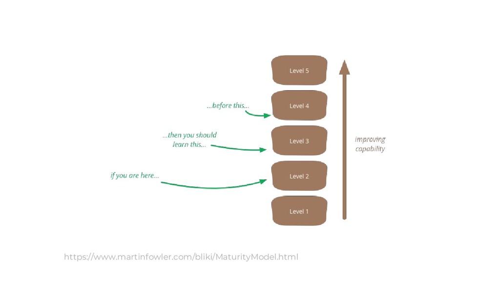 https://www.martinfowler.com/bliki/MaturityMode...