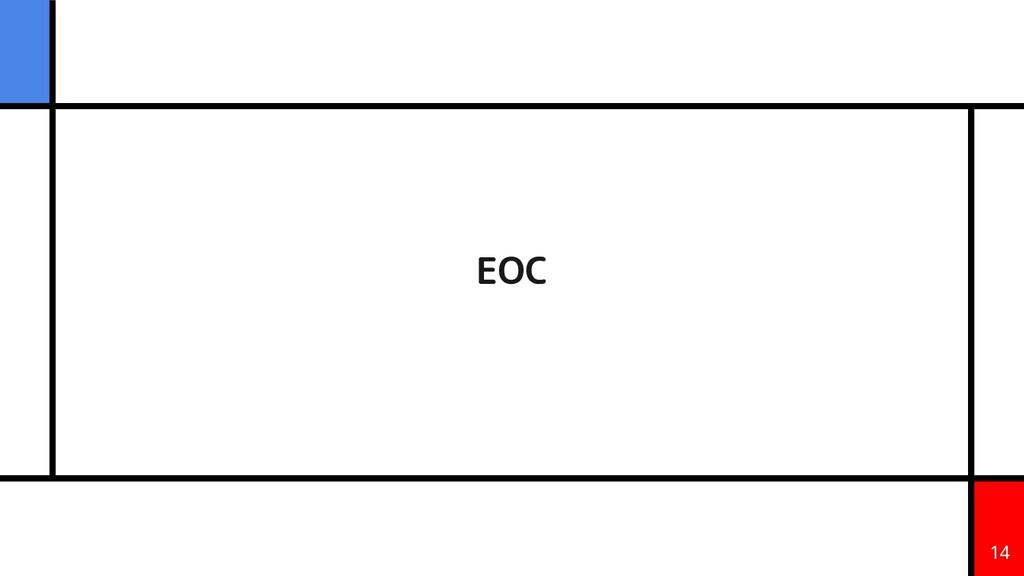 EOC 14