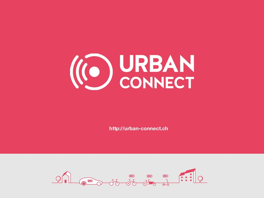 http://urban-connect.ch