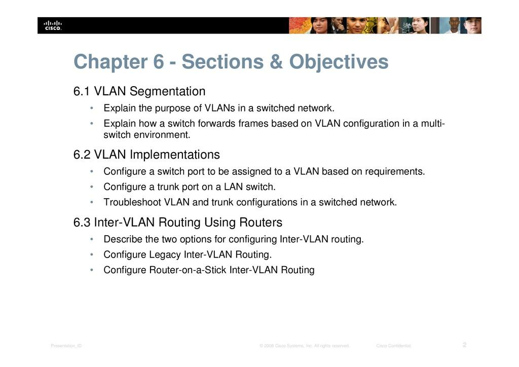 Presentation_ID 2 © 2008 Cisco Systems, Inc. Al...