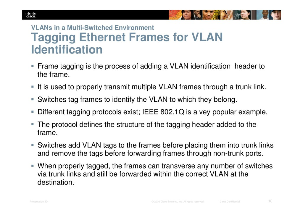 Presentation_ID 16 © 2008 Cisco Systems, Inc. A...