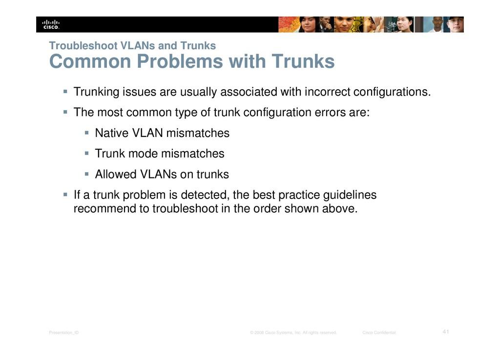 Presentation_ID 41 © 2008 Cisco Systems, Inc. A...