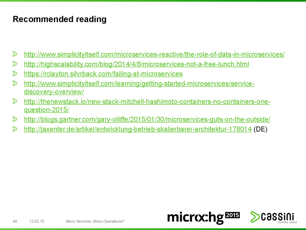 Recommended reading http://www.simplicityitself...