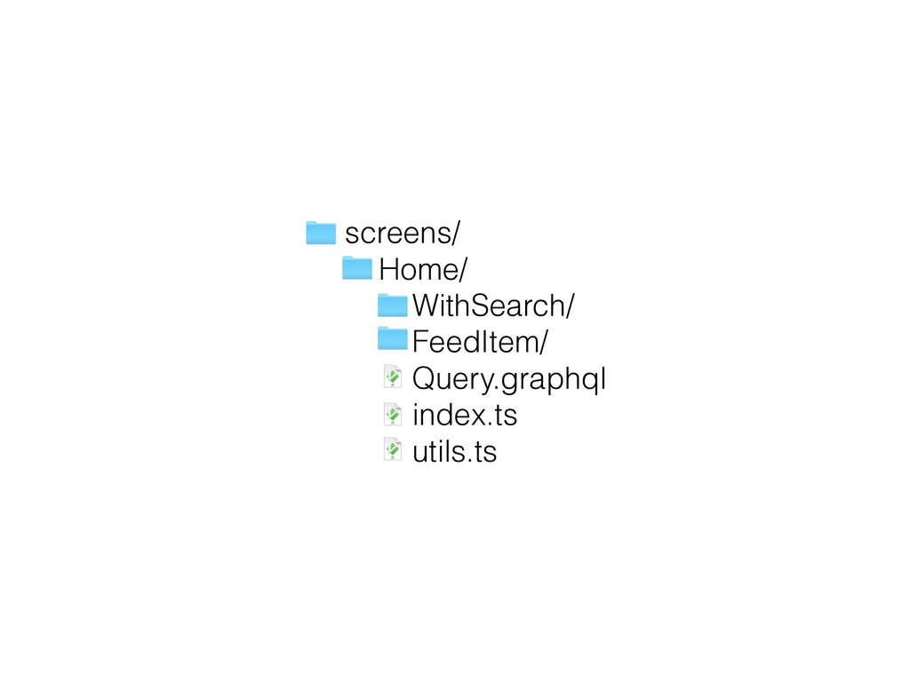 screens/ Home/ WithSearch/ FeedItem/ Query.grap...