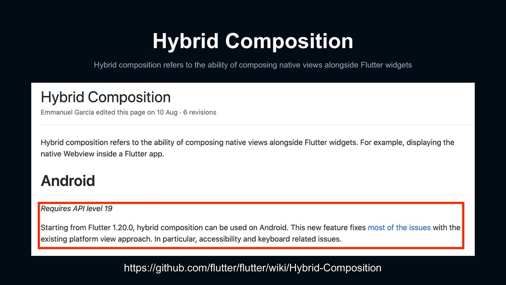 Hybrid Composition Hybrid composition refers to...