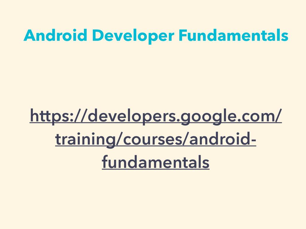 https://developers.google.com/ training/courses...