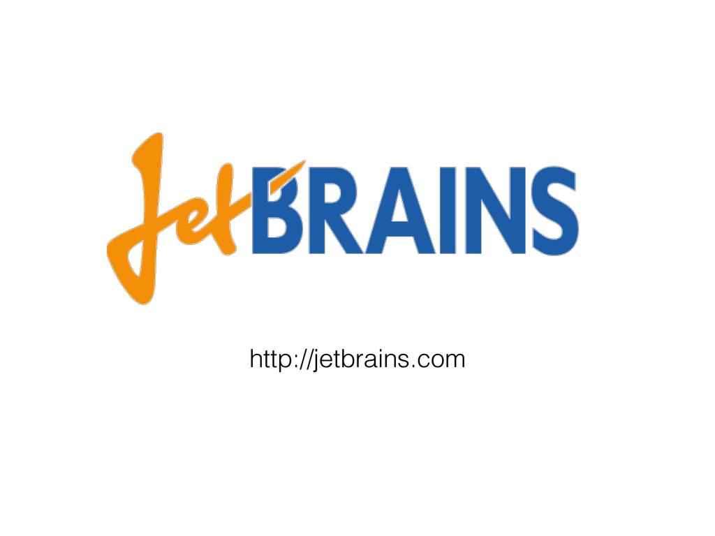 http://jetbrains.com