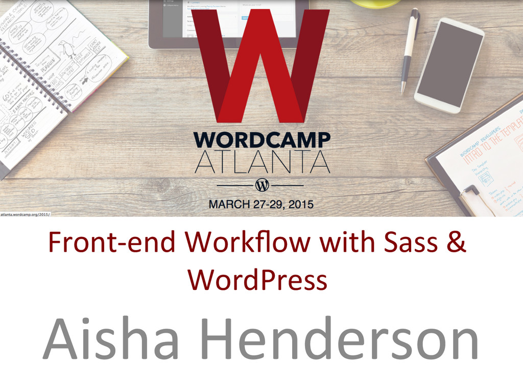 Front-­‐end	