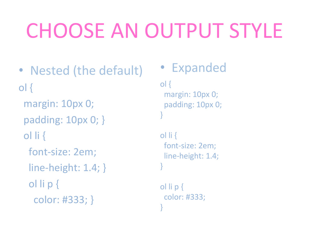 CHOOSE	