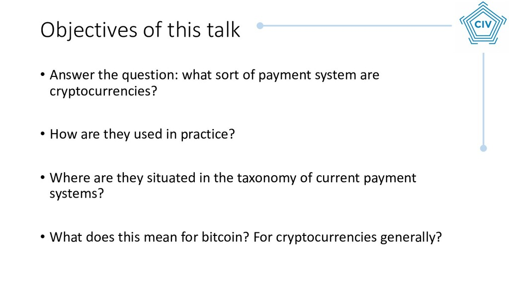 • Answer the question: what sort of payment sys...