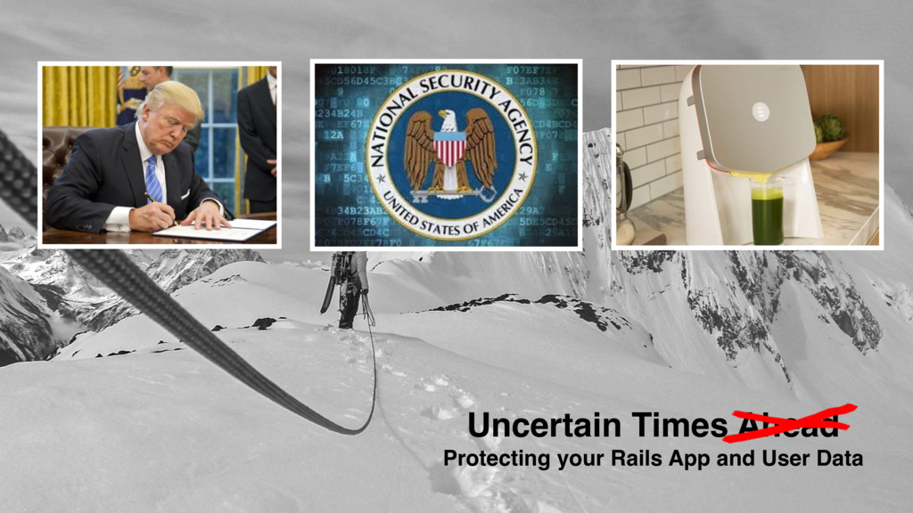 Uncertain Times Uncertain Times Protecting your...
