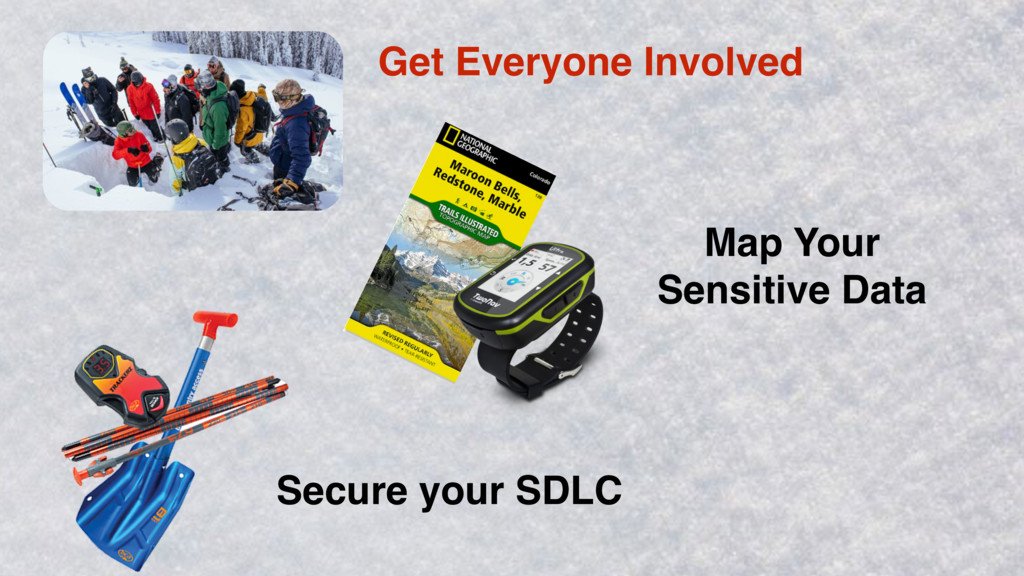 Map Your Sensitive Data Get Everyone Involved S...