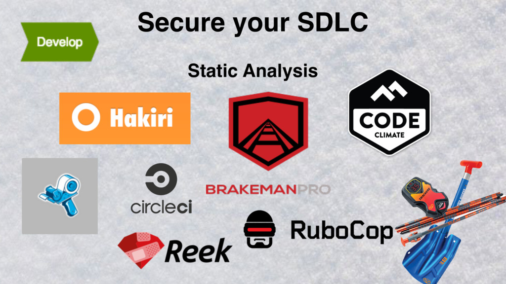 Secure your SDLC Static Analysis