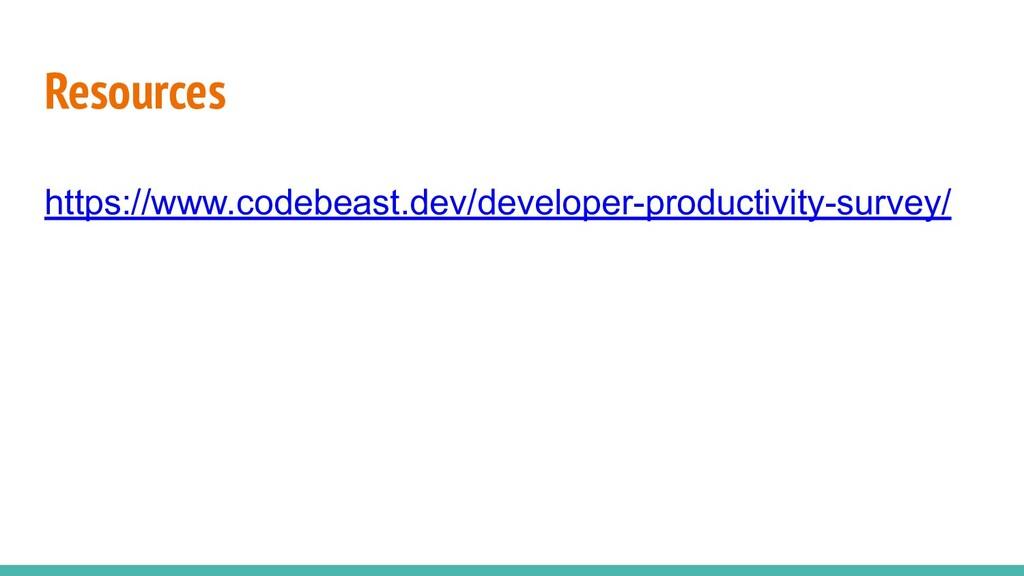 Resources https://www.codebeast.dev/developer-p...