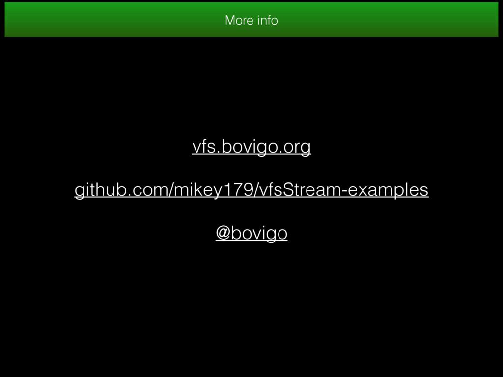 vfs.bovigo.org github.com/mikey179/vfsStream-ex...