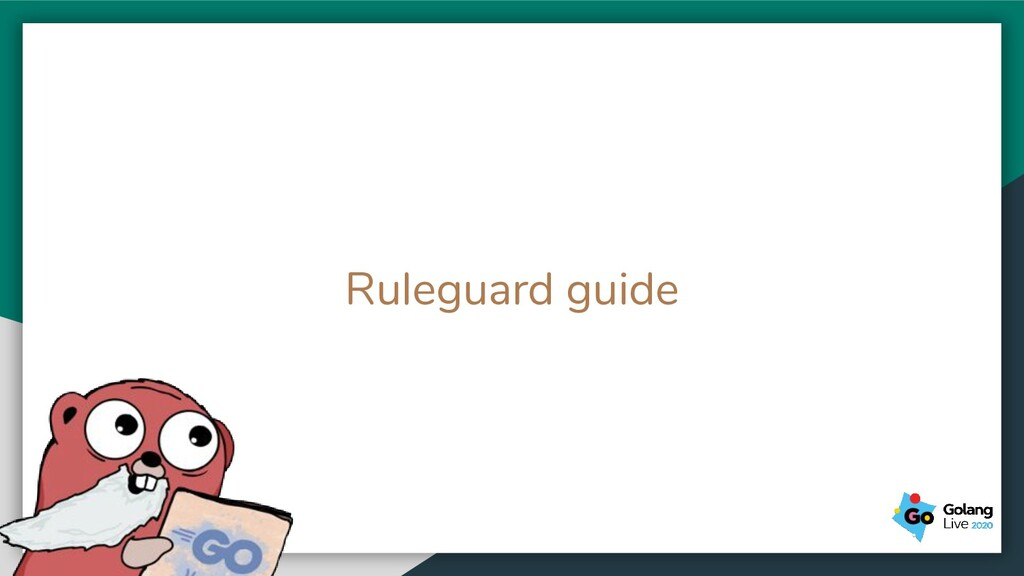 Ruleguard guide