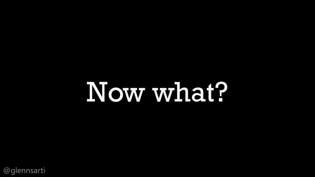 @glennsarti Now what?