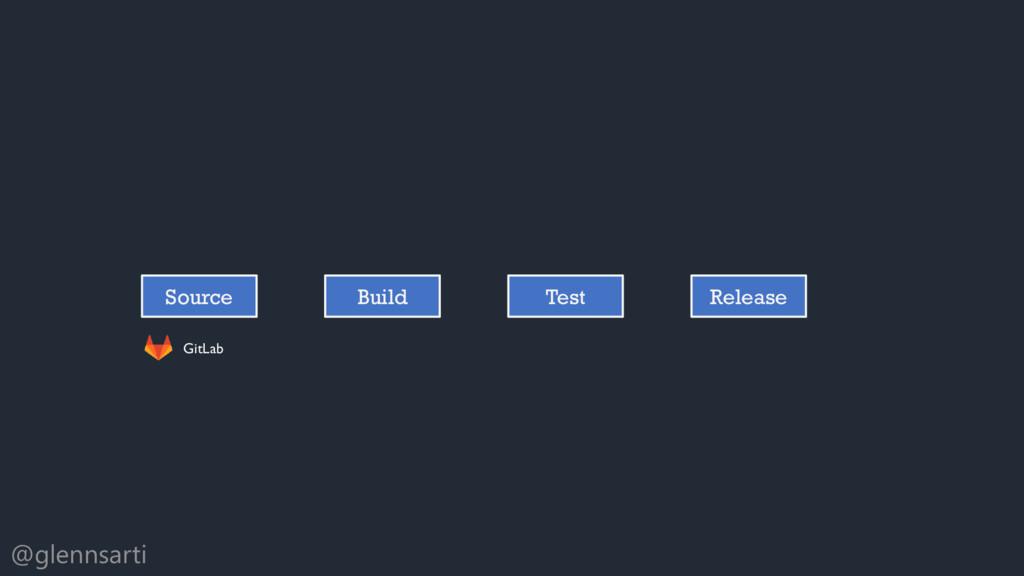 @glennsarti Source Release Test Build GitLab