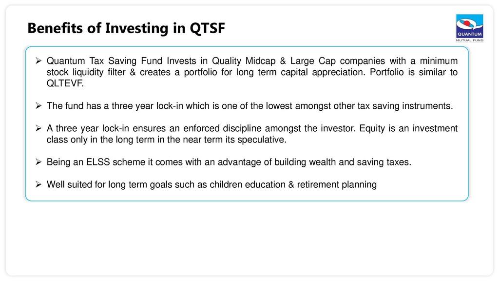 Quantum Tax Saving Fund  Quantum Tax Saving Fu...