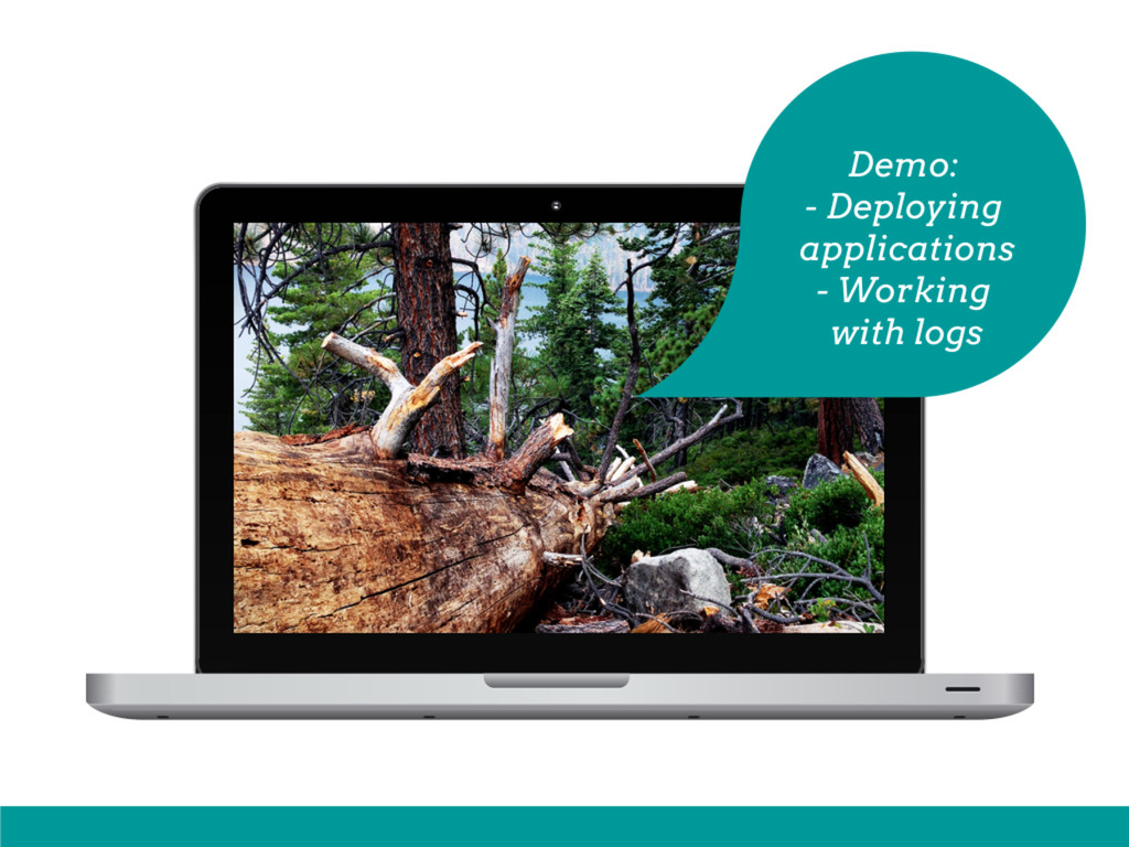 Demo Deploying Applications Working With Logs