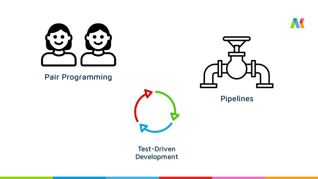 Pair Programming Pipelines Test-Driven Developm...