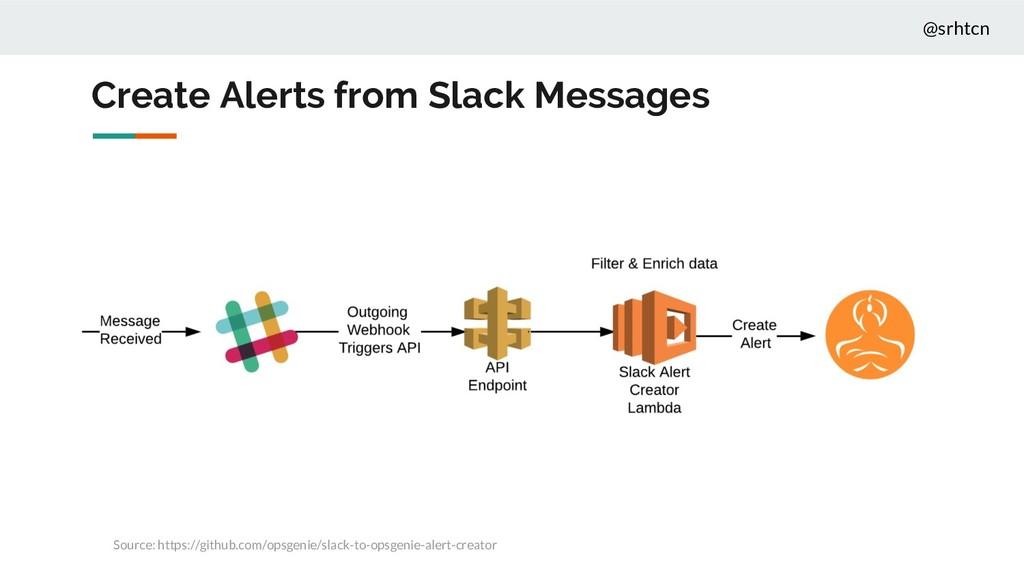 @srhtcn Create Alerts from Slack Messages Sourc...