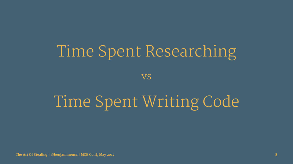 Time Spent Researching vs Time Spent Writing Co...
