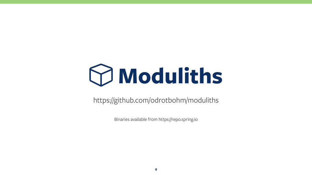 Moduliths https://github.com/odrotbohm/modulith...