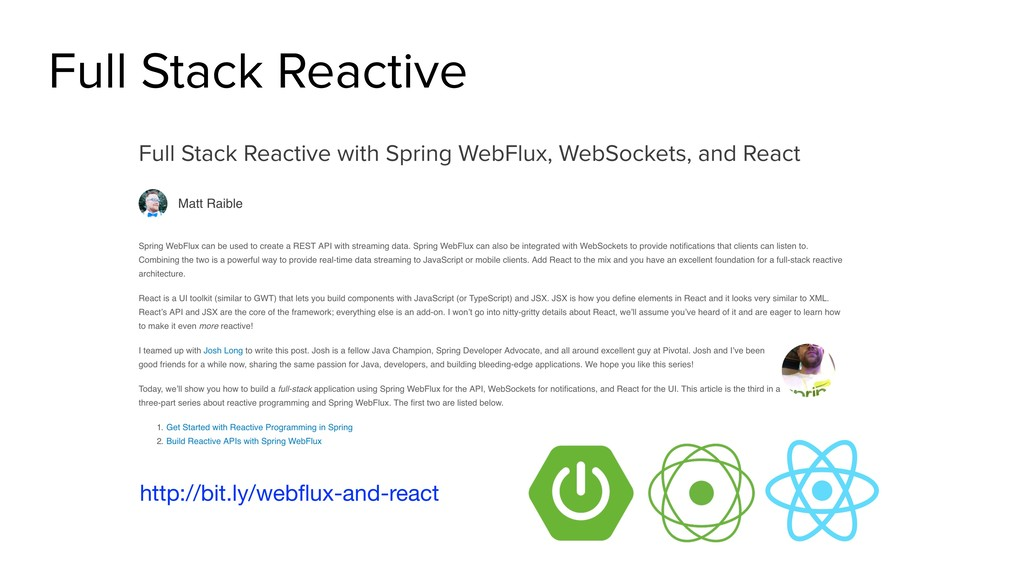 Full Stack Reactive http://bit.ly/webflux-and-re...