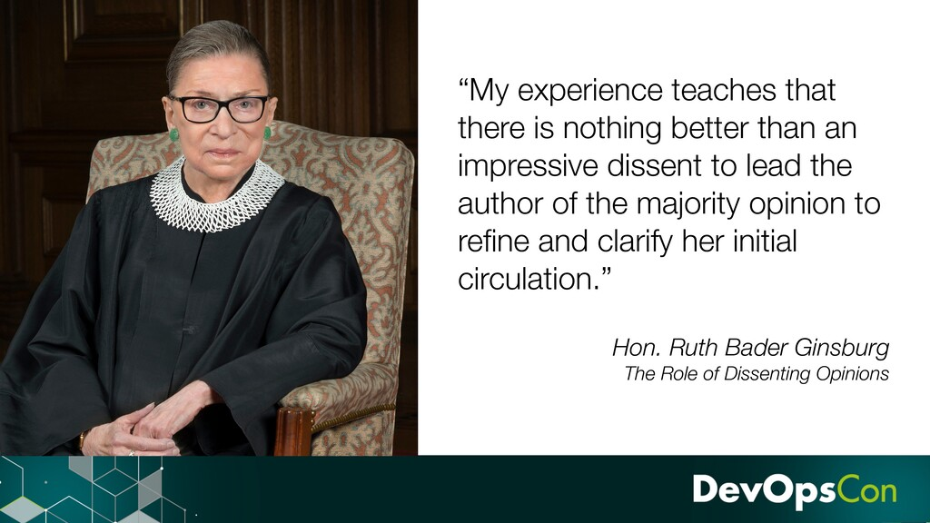 """""""My experience teaches that there is nothing be..."""