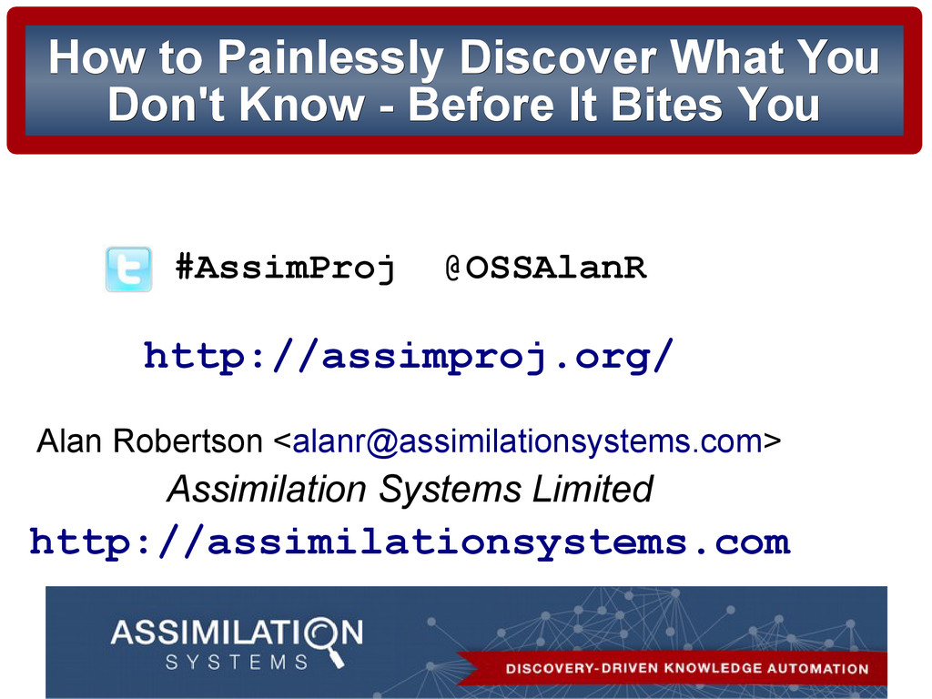 How to Painlessly Discover What You How to Pain...
