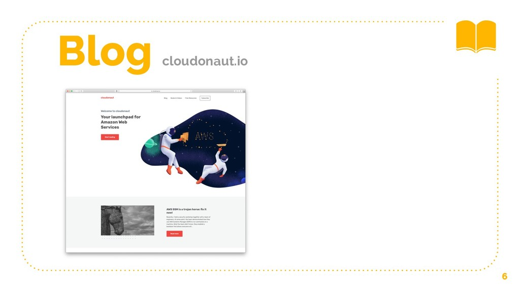 Blog cloudonaut.io 6