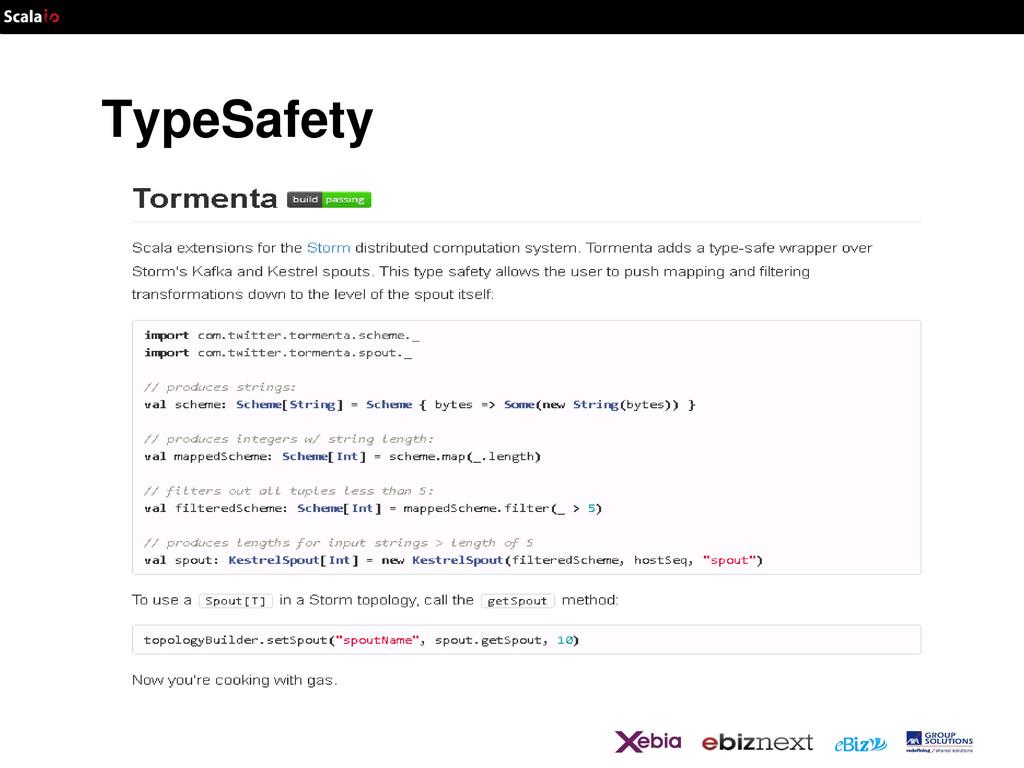 TypeSafety