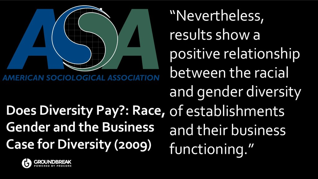 Does Diversity Pay?: Race, Gender and the Busin...