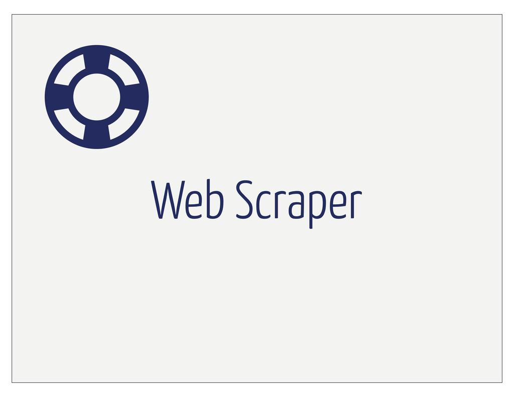 Web Scraper