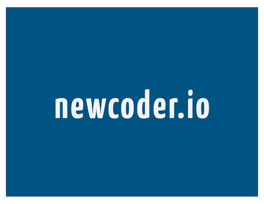 newcoder.io