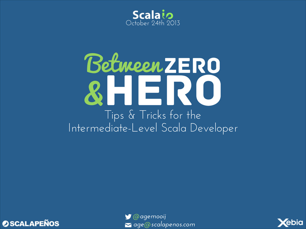 Between & ZERO HERO Tips & Tricks for the Inter...