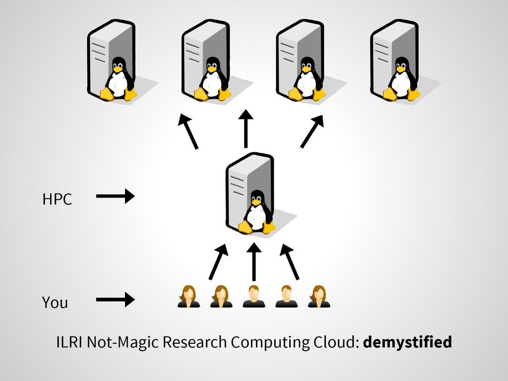 ILRI Not-Magic Research Computing Cloud: demyst...